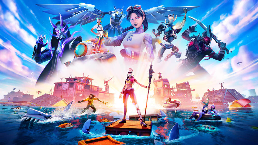 image from 🏃 New Battle Royale for Epic and more - This Geek in Review for 21 Aug 2020