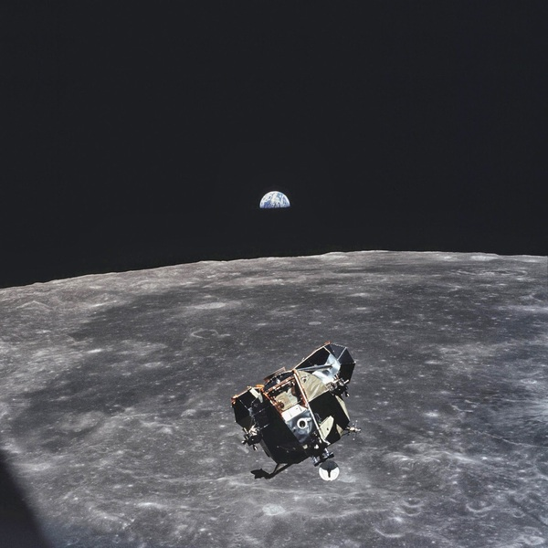 All of humanity, except for Michael Collins